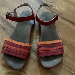 Sale!!  Boho Keen Leather sandals